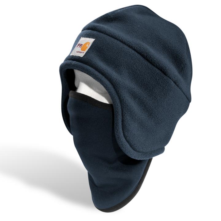 3dba64ce04e1f Carhartt FR Fleece 2-in-1 Knit Hat (101579) - Sportex Sales